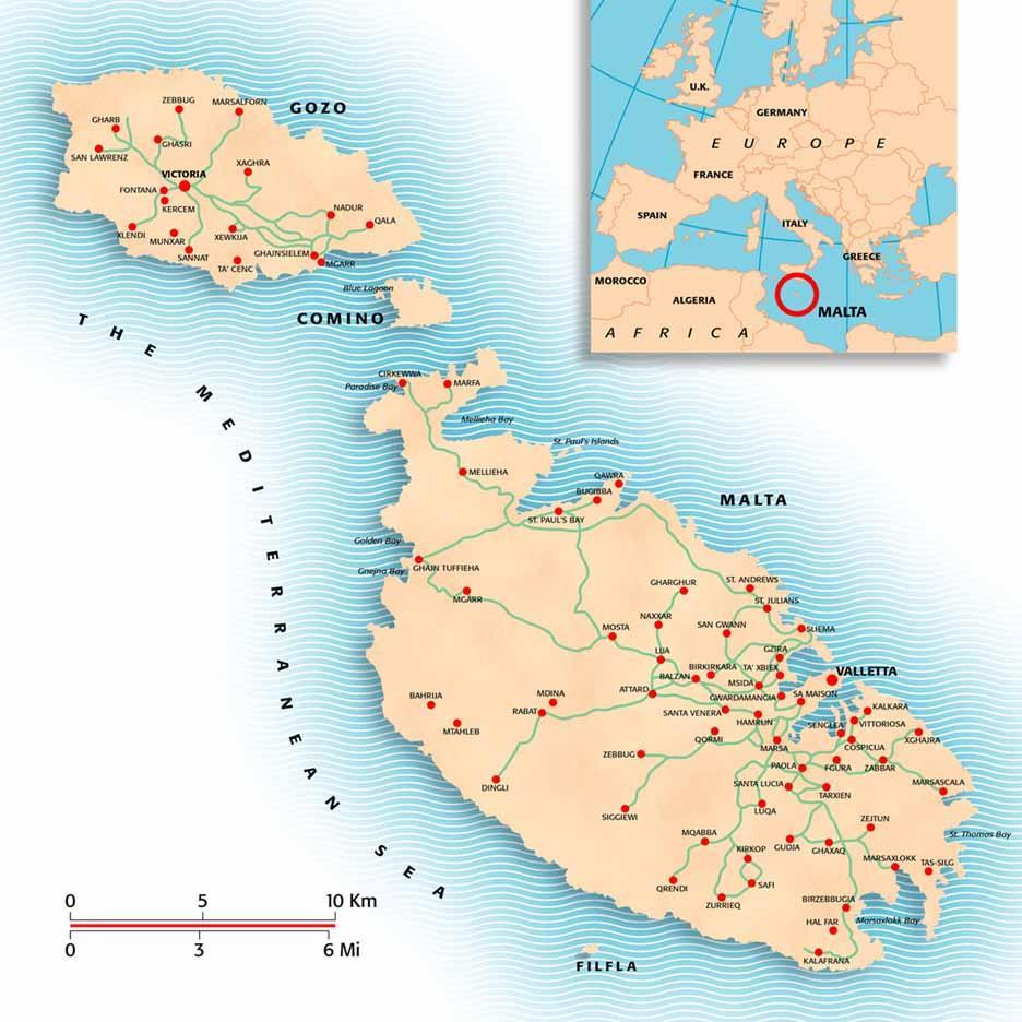 Air Malta 171 Katerina Travel
