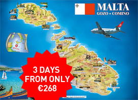 Malta Escapes