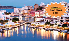 Greece Escapes